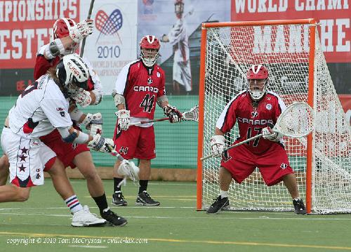 7-20-10 2010 Lacrosse World Championships, Manchester, England