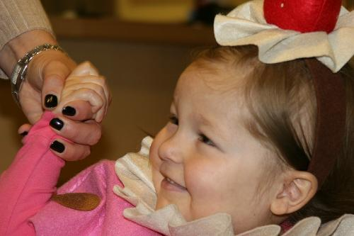 My little cupcake