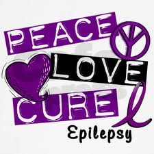 In honor of November being Epilepsy Awareness Month.
