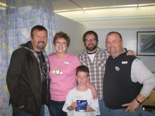 Meeting Mark Hall and Juan DeVevo of Casting Crowns