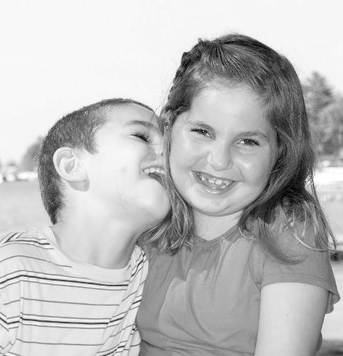 Flashes of Hope - Camp Sunshine July 2012 - Sibling Love :)