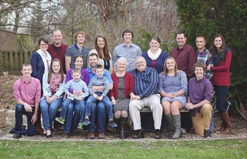 Family Pictures 3-26-16