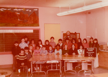 Westwood Elementary School, 5th Grade Teacher, 1974-75