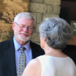Renewing 50th Wedding Anniversary Vows (Summer 2017)