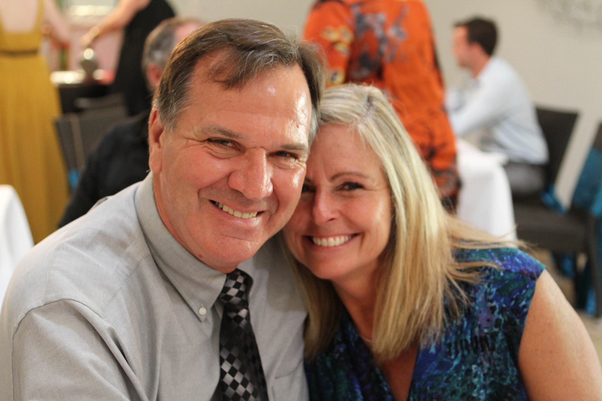 Chuck loved his wife and cared for her living life together vibrantly!
