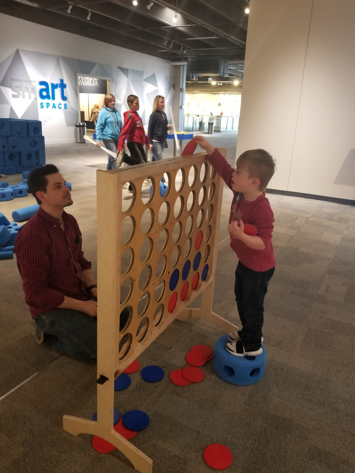 Spring Break at the Art and Science Museum of Oklahoma
