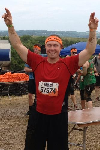 Tough Mudder June 2, 2013