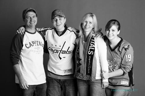 Flashes of Hope Photo Shoot at the home of the CAPS! October 2011
