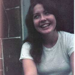 Mom at about 19 years old.