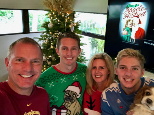 Merry Christmas from the Pflueger's!