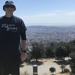 More from overseas: Seanie Weller of the beloved Weller family is #ChanceStrong on a hike high above Barcelona. ¡Que bueno!