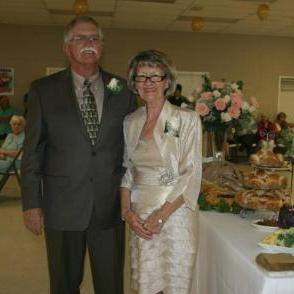 50th Wedding Anniversary Celebration and Vow Renewal