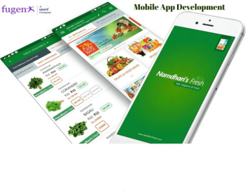 "FuGenX Technologies have created a mobile app for fresh vegetable named as ""Namdhari's Fresh""  on iOS and Android store. Reach here for more info at https://fugenx.com/portfolio/namdharis-fresh/"