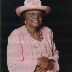 Luecreasie Robinson, loving Mother and Grandmother.