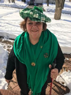 Swanee all ready to celebrate St. Patrick's Day 2017!
