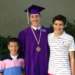 Elder's High School Graduation