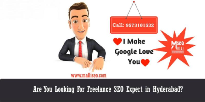 Are you looking for SEO consultant? My name is Mallikarjuna and I am a freelance SEO expert based in Hyderabad, India. Provide high quality SEO service. Contact me 9573101532 today for your website SEO and get the best position of your company.
