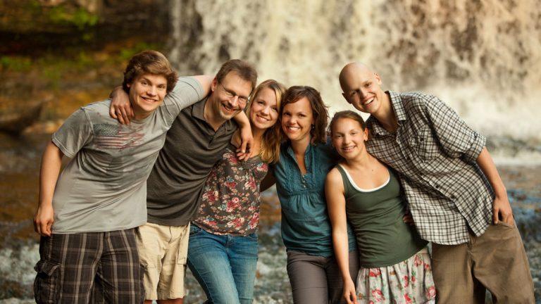 Zach Sobiech Family