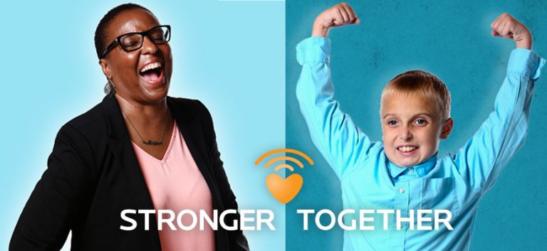 CaringBridge believes that we are all stronger together.