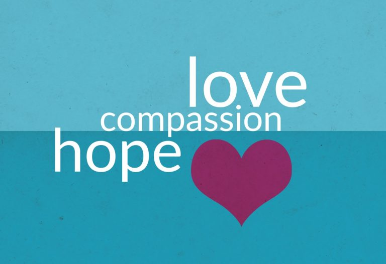 love hope compassion