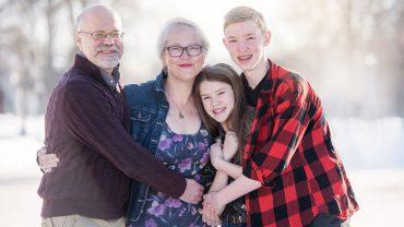 Hanna Cooper Family Photo